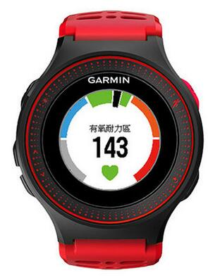 garmin heart rate monitor watch instructions