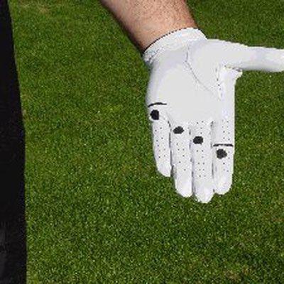 golf club grip instruction