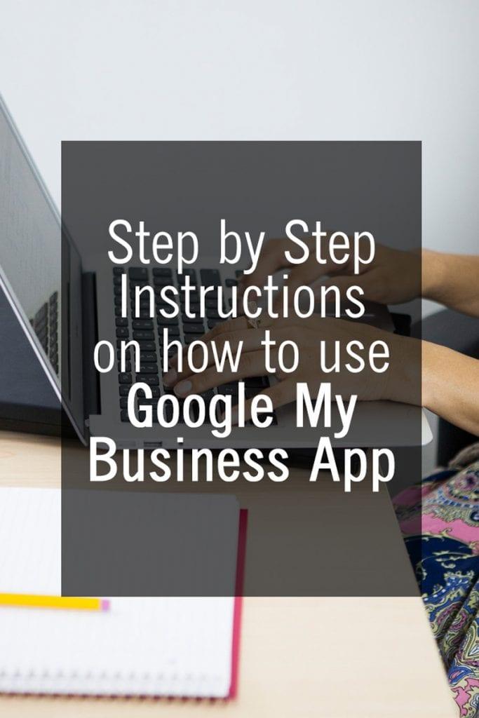 google photo app instructions