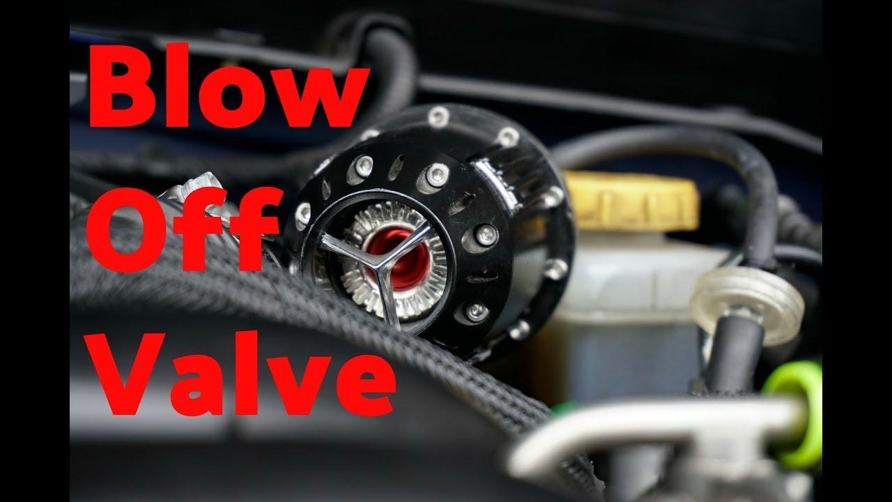 hks blow off valve installation instructions