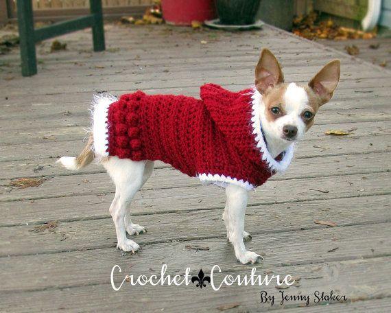 hooded hound coat instructions