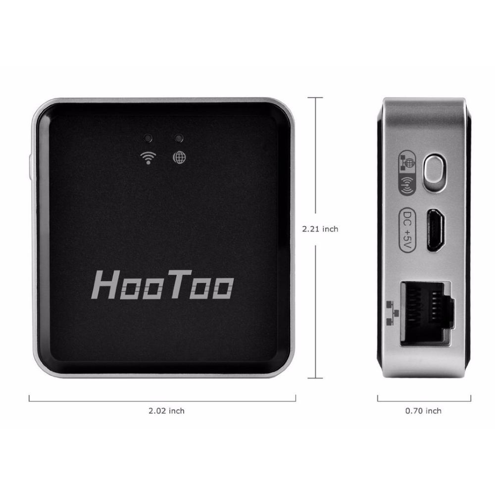 hootoo tripmate nano instructions