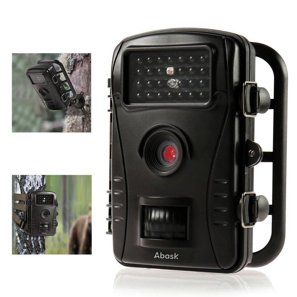 instruction camera de chasse