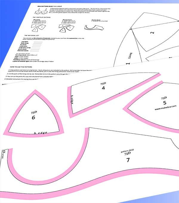 instructions for clavicle bra e
