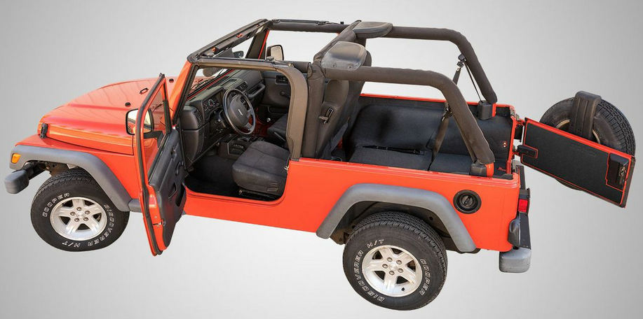 jeep wrangler bed instructions