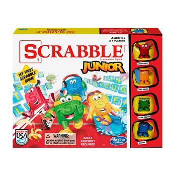 junior scrabble instructions level 2