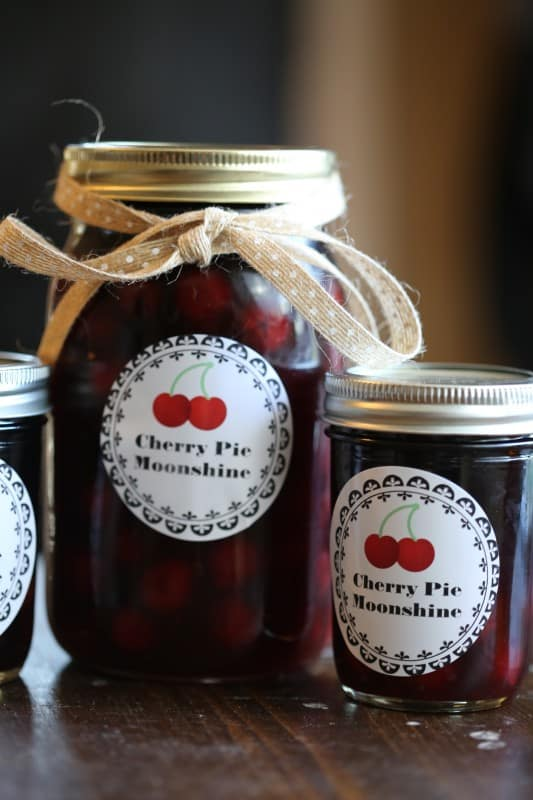 moonshine ingredients and instructions
