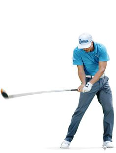 no backswing swing instruction