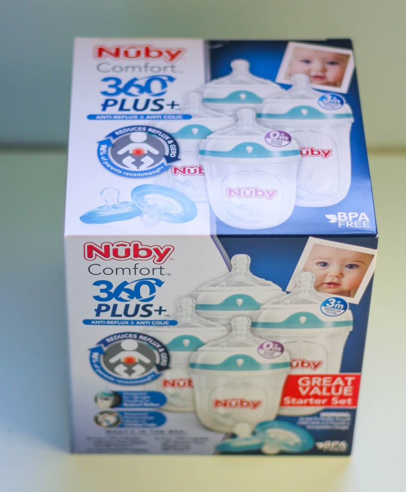 nuby 360 bottle instructions