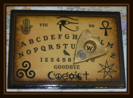 original ouija board instructions