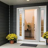 pella storm door installation instructions