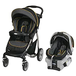 snugride classic connect stroller instructions