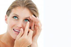 soft contact lens care instructions