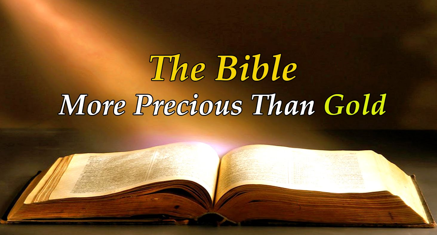 the bible is more a book of instructions than a