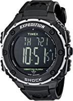 timex expedition resin combo instructions