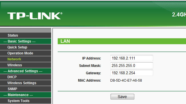 tp-link tl-wa5210g instructions