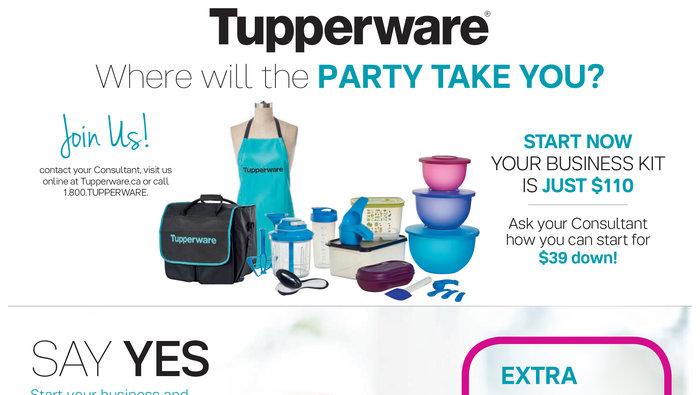 tupperware intelli frais instructions