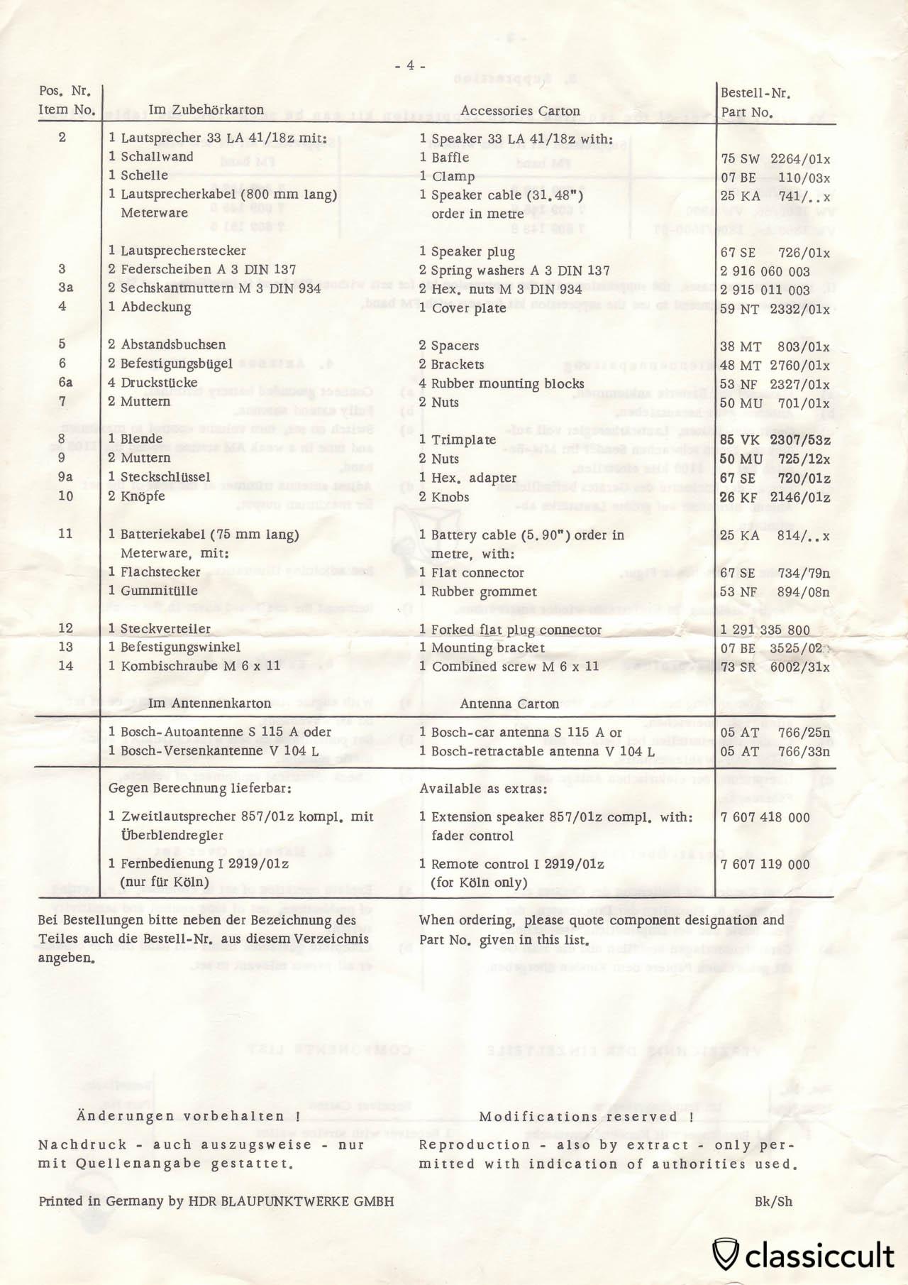 vw t2 radio instructions
