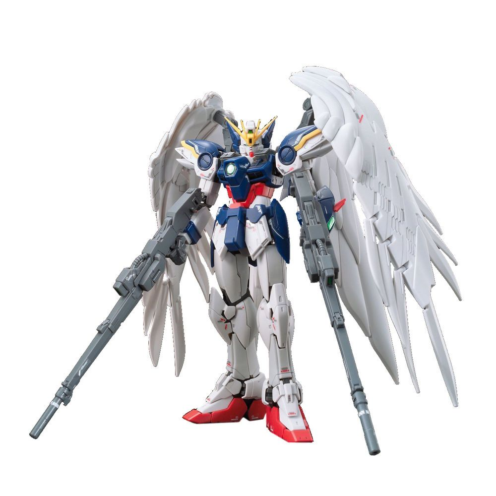 wing gundam zero ew rg instructions